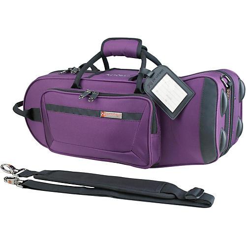 Protec Travel Light Trumpet Pro Pac Case Purple