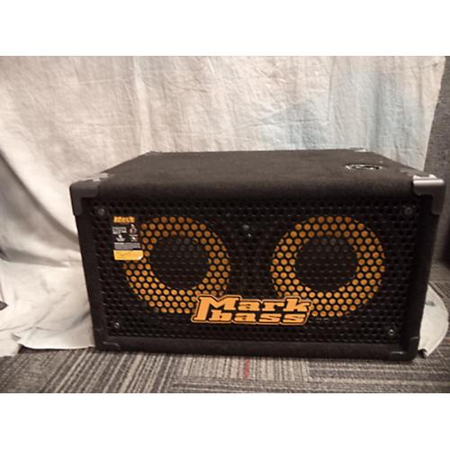 Markbass Traveler 102P 400W 2X10 Black Bass Cabinet