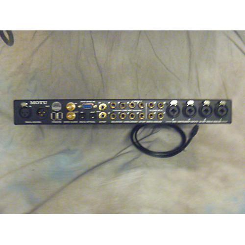 MOTU Traveler Mk-1 Audio Interface