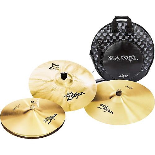 Zildjian Travis Barker Core Cymbal Pack