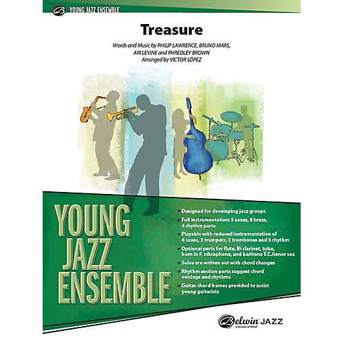 Alfred Treasure Jazz Band Grade 2 Set