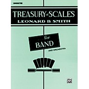 Alfred Treasury of Scales for Band and Orchestra Conductor