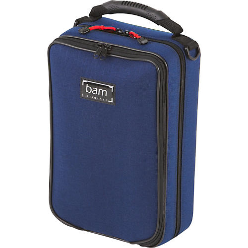 Bam Trekking Bb Clarinet Case Bb Clarinet - Blue