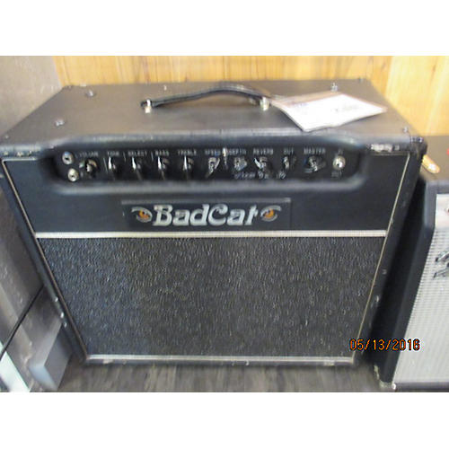 Bad Cat Trem Cat 30W 1x12 Tube Guitar Combo Amp