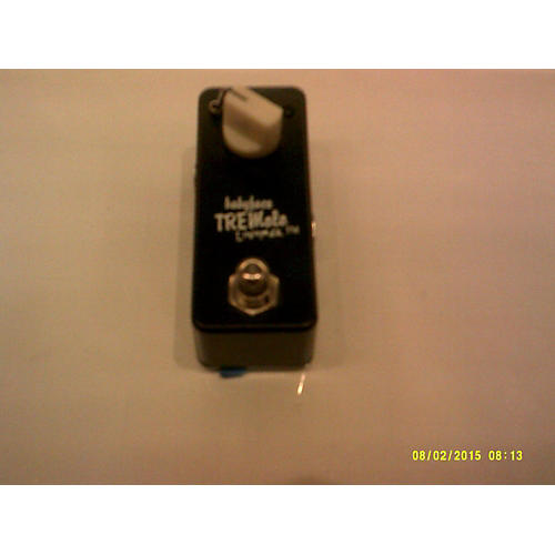 In Store Used Tremelo Black Effect Pedal