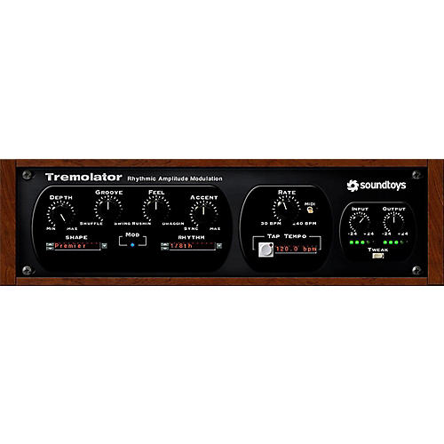 Soundtoys Tremolator 5 Software Download-thumbnail
