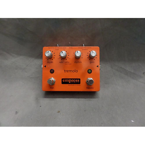 Empress Effects Tremolo Effect Pedal-thumbnail