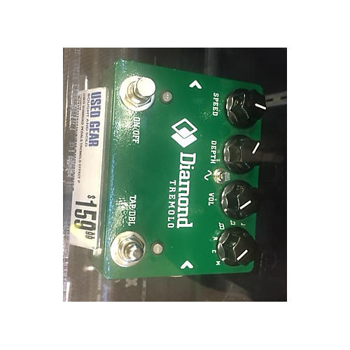 DIAMOND PEDALS Tremolo Effect Pedal-thumbnail