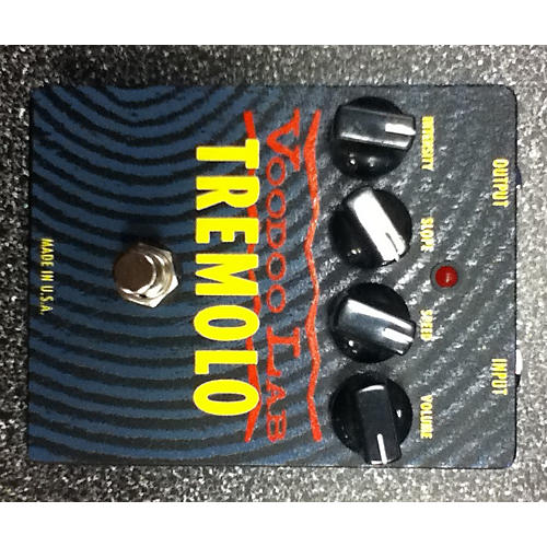 Voodoo Amps Tremolo Effect Pedal