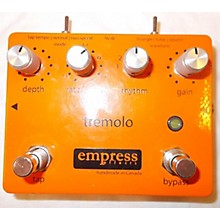 Empress Effects Tremolo Effect Pedal