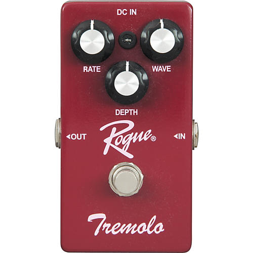 Rogue Tremolo Guitar Effects Pedal