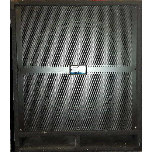 Seismic Audio Tremor 18 Powered Speaker