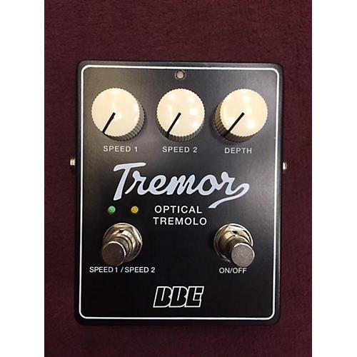 BBE Tremor Analog Tremolo Effect Pedal