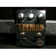 BBE Tremor Analog Tremolo Effect Pedal