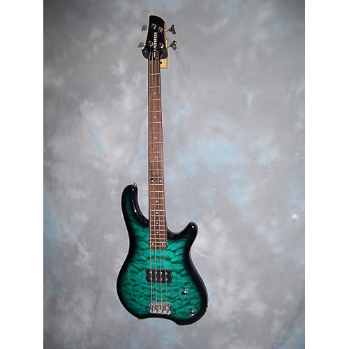 Fernandes Tremor Electric Bass Guitar-thumbnail