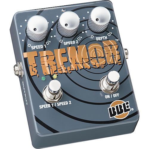BBE Tremor Tremolo Effect Pedal-thumbnail