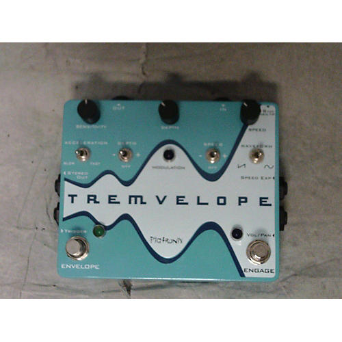 Pigtronix Tremvelope Effect Pedal