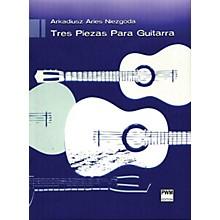 PWM Tres Piezas Para Guitarra PWM Series Softcover
