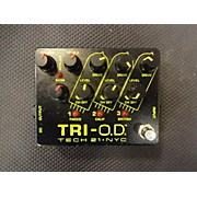 Tech 21 Tri - O.D. Bass Effect Pedal