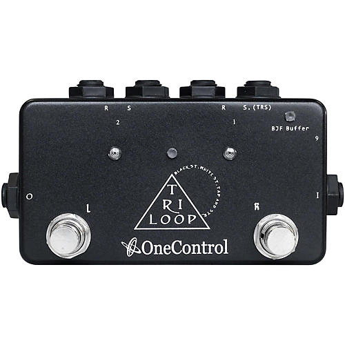 One Control Tri Loop Effects Switcher Pedal-thumbnail