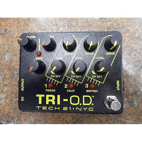 Tech 21 Tri OD Effect Pedal-thumbnail