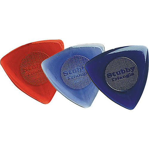 Dunlop Tri Stubby Guitar Picks 6-Pack-thumbnail