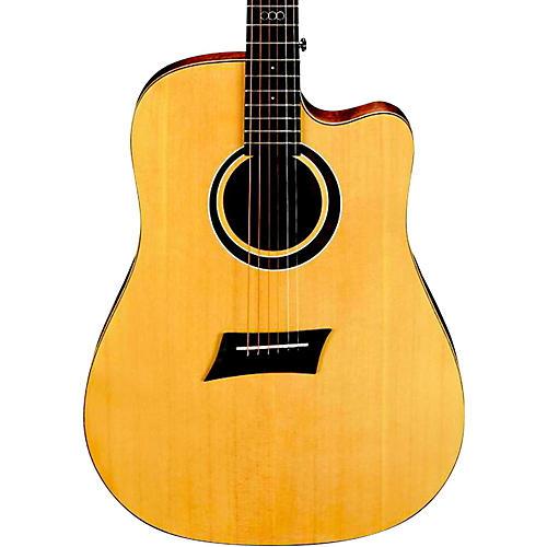 Michael Kelly Triad CE Dreadnought Cutaway Acoustic Electric Guitar-thumbnail