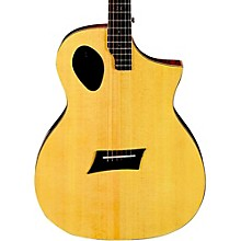 Michael Kelly Triad Port Offset Soundhole Cutaway Acoustic Electric Guitar