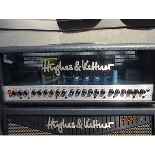Hughes & Kettner Triamp MKII 100W Tube Guitar Amp Head-thumbnail