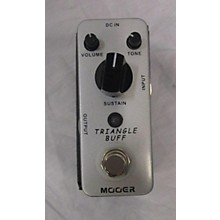 Mooer Triangle Buff Effect Pedal
