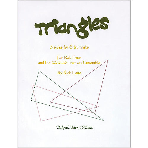 Carl Fischer Triangles Book-thumbnail