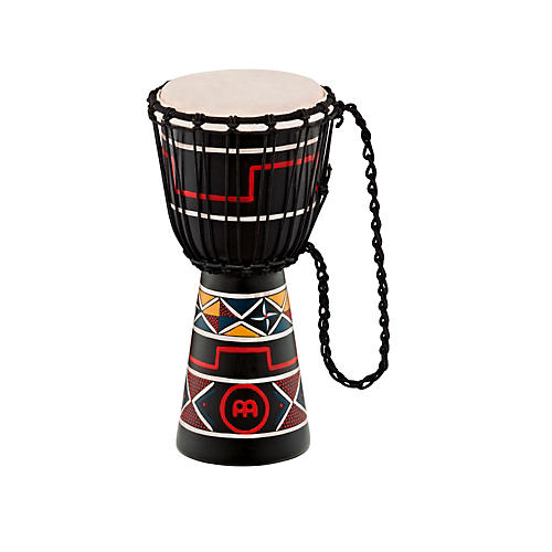Meinl Tribal Series Headliner Rope Tuned Wood Djembe