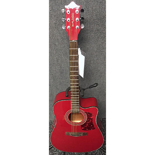 Randy Jackson Tribute Acoustic Electric Guitar
