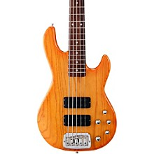 Tribute M2500 5-String Electric Bass Honey Burst Rosewood Fretboard