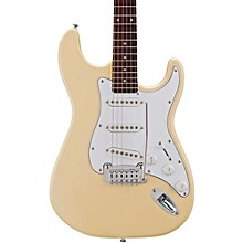 G&L Tribute S500 Electric Guitar Level 1 Vintage White Rosewood Fretboard