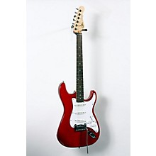 Tribute Series Legacy with Flamed Maple Top Transparent Red Rosewood Fingerboard