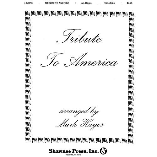 Hal Leonard Tribute to America Piano Solo
