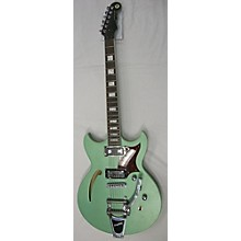 Reverend Tricky Gomez Rt Hollow Body Electric Guitar