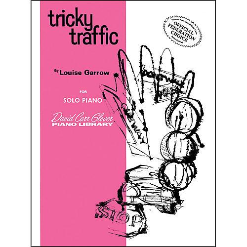 Alfred Tricky Traffic