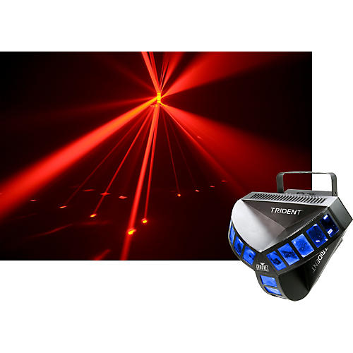 CHAUVET DJ Trident - Tri-Color LED Centerpiece Effect Light