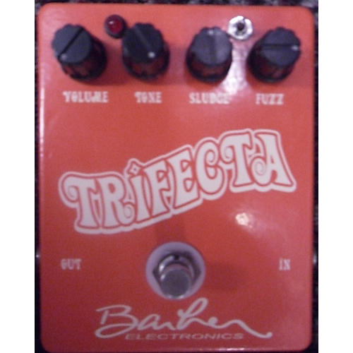 Barber Electronics Trifecta Effect Pedal