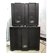 Peavey Triflex II Sound Package