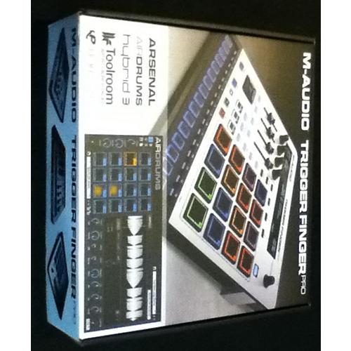 M-Audio Trigger Finger Pro MIDI Controller-thumbnail