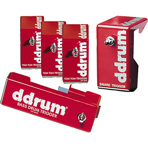 Ddrum Trigger Kit-thumbnail