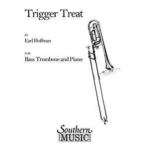 Southern Trigger Treat Bass Trombone Southern Music Series Composed by Ea... by Southern