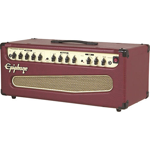 Epiphone Triggerman 100H DSP Solid State Guitar Amplifier Head-thumbnail