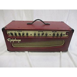 Pre-owned Epiphone Triggerman 100HDSP Solid State Guitar Amp Head