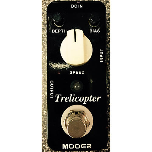 Mooer Trilicopter Effect Pedal