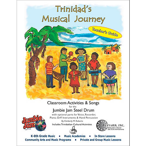 Panyard Trinidad's Musical Journey for Jumbie Jam - Teacher's Guide-thumbnail