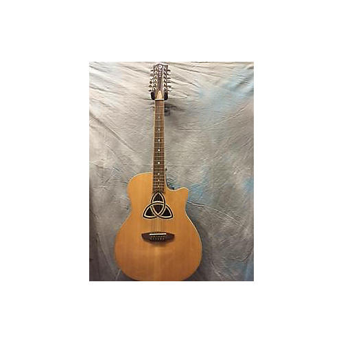 Luna Guitars Trinity Celtic 12 String Acoustic Guitar